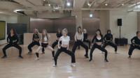 韩国新女团aespa练习室版《Black Mamba》,舞蹈表现力太强