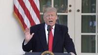 外媒:特朗普称如果选举人团投票给拜登,他将离开白宫