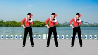 广场舞《思念绕指尖》热曲流行32步,附教学