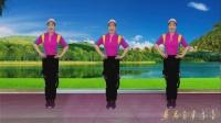 足底穴位健身操《天鹅湖畔》轻松旋律欢快舞蹈,简单易学好推广