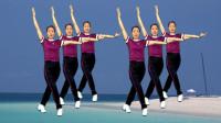 健身广场舞《高原深处的爱》优美旋律 动作简单易学 适合初学者