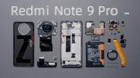 【享拆】Redmi Note 9 Pro拆解:仗剑走天涯