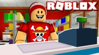 阿火解说roblox罗布乐思:快捷餐厅模拟器