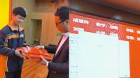 期中考试7个奖项男同学一个人承包了6个 现场堪称个人表彰大会