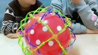 童年趣事:牙齿怎么会在气球里呢