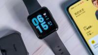 Redmi Watch开箱体验:一款长着手表外貌的大号手环