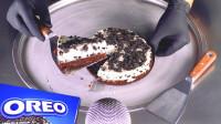 炒冰花式玩法,将蛋糕爆炒三百回合,网友:太香了!