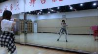 简单易学的好看抒情舞蹈《Bleeding  Love》---第一八拍