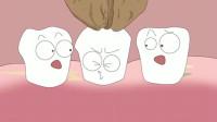 搞笑动漫:别这么用牙齿