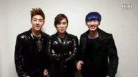 Super Junior-M_Henry  SungMin  EunHyuk's Message