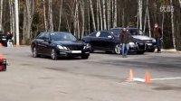 Audi RS6 Sportmile 800 vs Mercedes E63 V8 5.5 biturbo Evote