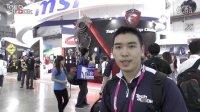 2013台北国际电脑展: MSI微星展区- Z87-GD65 Gaming主机板