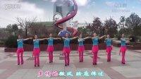 怀宁文化广场舞47--我和草原一起来唱歌{原创} 附背面分解与演示