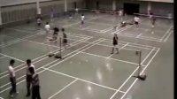 学打羽毛球01(飘逸的羽球)