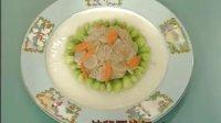 中国八大菜系食川菜 三鲜鲍鱼
