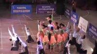 拉丁集体舞表演(一)