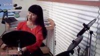 双排键背挎琴电子鼓电子琴DJ-3 <爱上你的毒>  天音之女 数码乐队