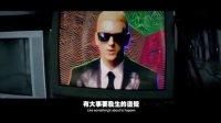 【猴姆独家】姆爷Eminem强势新单Rap God超炫中英文上字mv大首播