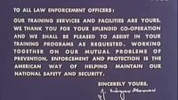FBI老式训练宣传片