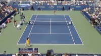 2011美国网球公开赛女单R3 扬科维奇VS帕夫柳申科娃 (自制HL)