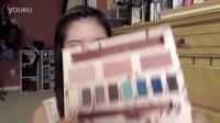 xteeener 夏天妆容教程 西格玛 巴黎眼影盘 Summer Makeup Tutorial (