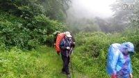 2012年5月18日至20日第2户外徒步穿越浙江仙居、雪坑、公盂