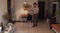 摇摆舞教学 - Lindy hop - 8 拍基本步 - Zeng and Jessica