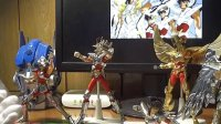 Tony的玩具世界第49集 万代圣衣神话 最终青铜圣衣星矢