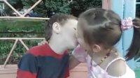 (Opva)(2013) Russian Little Boy And Girl Kiss—搞笑