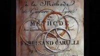 卡鲁里作品 Ferdinando Carulli - Op. 27 n° 6 (C Major)