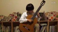 8岁小孩林立升弹科斯金《王子的玩具》