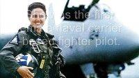F-14 Tomcat Tribute - Kara Hultgreen