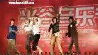 光谷音乐节武汉DN舞蹈学员演出Get Up Move幸田来未