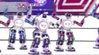 机器人舞蹈表演