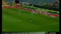 意甲第3轮 国际米兰VS卡塔尼亚 比赛精华