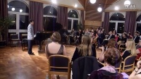 【万剑归宗】- 李劲锋  剑桥首演 Concert in Hughes Hall, Cambridge,2014