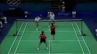 2000年悉尼奥运会羽毛球女双葛菲顾俊VS李孝贞李敬贞
