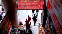中国地摊创业培训基地,西昌国美鞋城样板摊