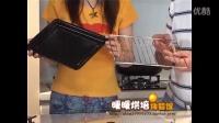 ACA烤箱视频1