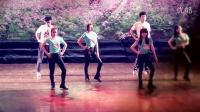 freedom 街舞在 南理工十佳歌手绿动赛区2014.04.11
