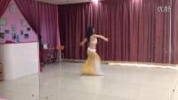 石家庄丽娃肚皮舞 《美丽的米亚》初级教学舞蹈