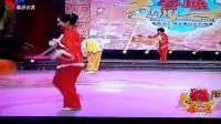 山东临沂市舞舞溜溜轮滑舞蹈俱乐部 首次亮相临沂电视台公共频道  首届百姓春晚