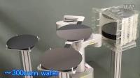 REJE北京锐洁机器人-JEL圆柱坐标型双臂洁净机械手臂(STCR4000S)