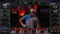 全明星邀请赛 资格赛 FNC vs C9 2014LOL ALL-Star