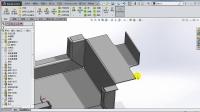 《SolidWorks 2014 实用教程》31.钣金件外壳设计十三(下)