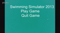 Swimming Simulator 2013 Game Review (HD)