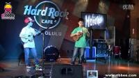 GuyUke and Rio @Hardrock Hawaii ukulele