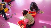 红光农场幼儿园小班(2)刁稼霖宝宝和小朋友活动视频1