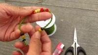 6号线麻花辫编法教程 搓绳技巧分享 芭比巧巧录制