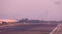 死神来了真实版---俄罗斯767客机降落 跑道杀出猪战友